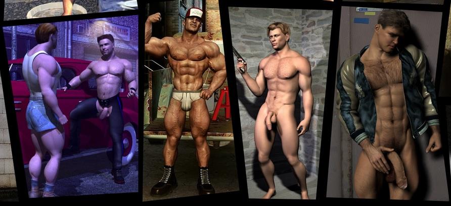 Gay 3D
